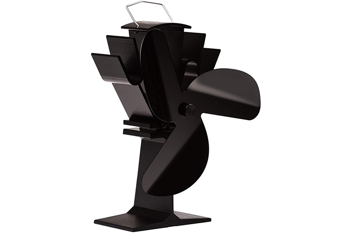 Tomersun Heat Powered Wood Stove Fan