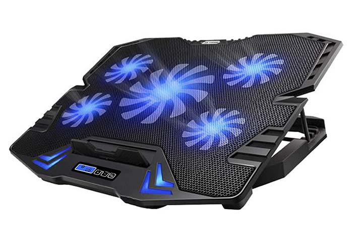 TopMate C5 Gaming Laptop Cooling Pad