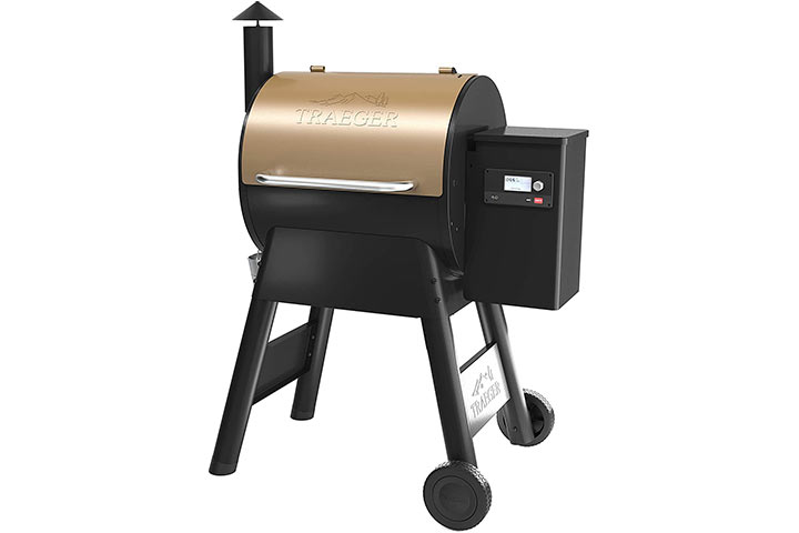 Traeger Pro Series 575 Grill Smoker
