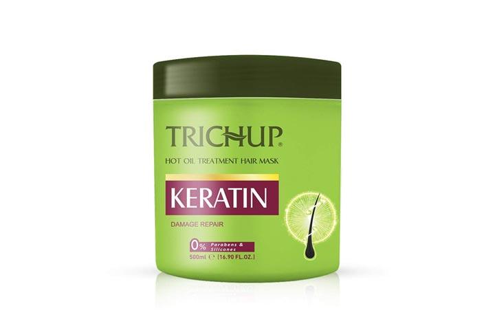 Trichup Keratin Hot Oil Treatment Hair Mask
