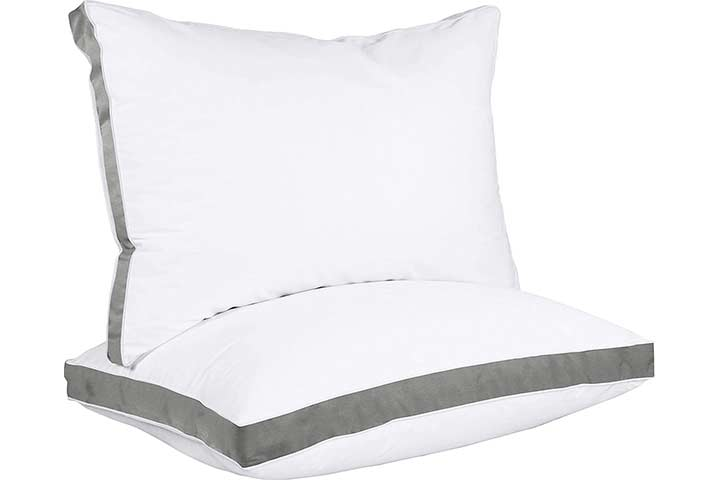Utopia Bedding Gusseted Pillows