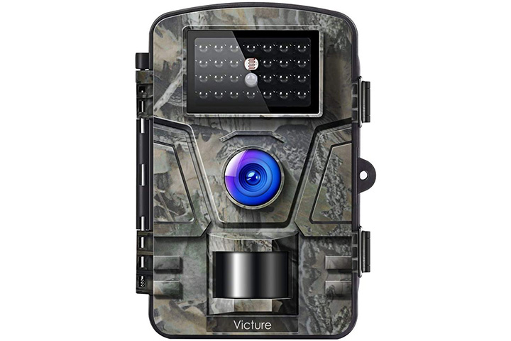 Victure Trail Game Camera 16MP With Night Vision Motion