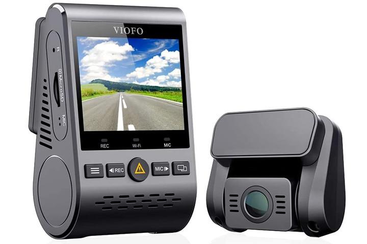 Viofo A129 Duo Dual Lens Dash Cam Full HD Dashboard Camera
