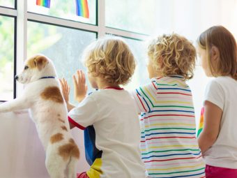 7 Virtues Your Kids Learn When They Have Dogs