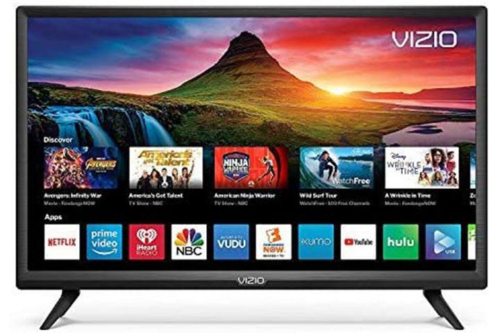Vizio D-Series 24-inch HD (720p) Smart LED TV
