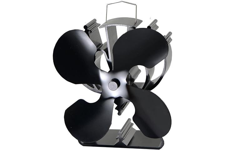 Voda Heat Powered Stove Fan