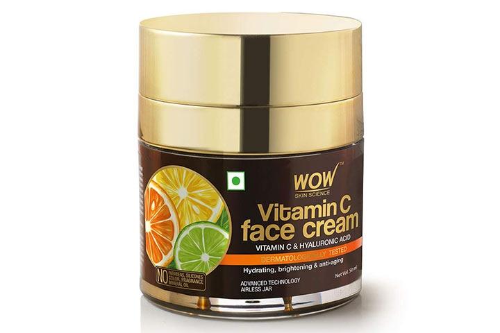 WOW Vitamin C Face Cream
