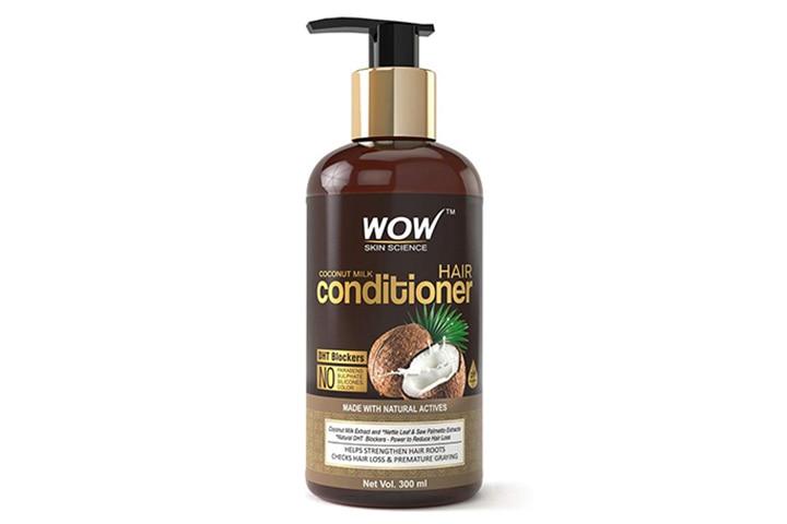 Wow Skin Science Coconut Milk Conditioner
