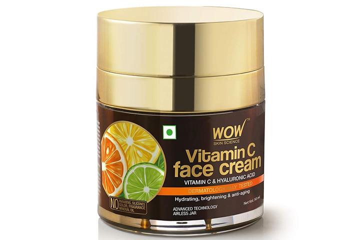 Wow Skin Science Vitamin C Face Cream