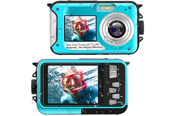 Yisence Digital Camera With Full HD Recorder