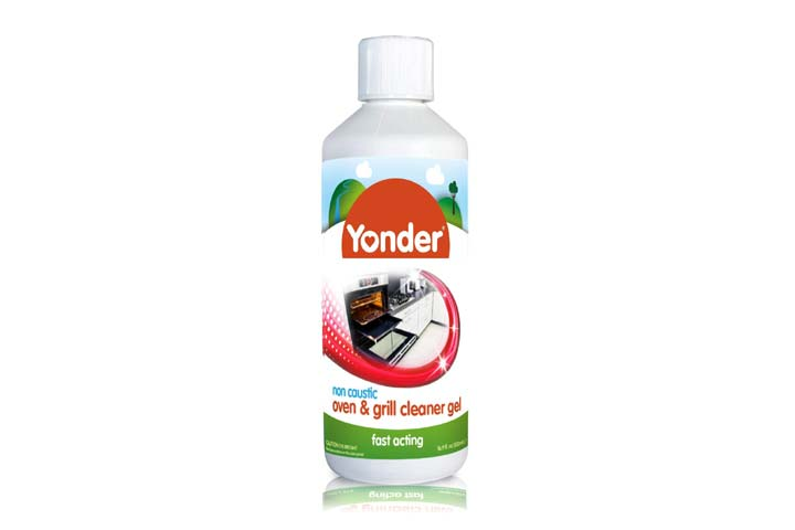 Yonder Oven and Grill Cleaner Gel
