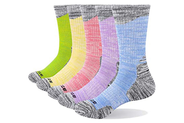 Yuedge Crew Socks