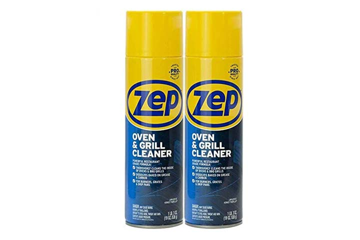Zep Heavy-Duty Oven and Grill Cleaner