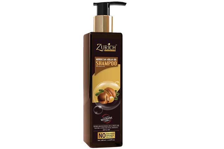 Zurich Argan Oil Shampoo