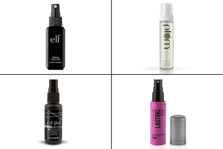 10 Best Setting Sprays For Oily Skin In India-1