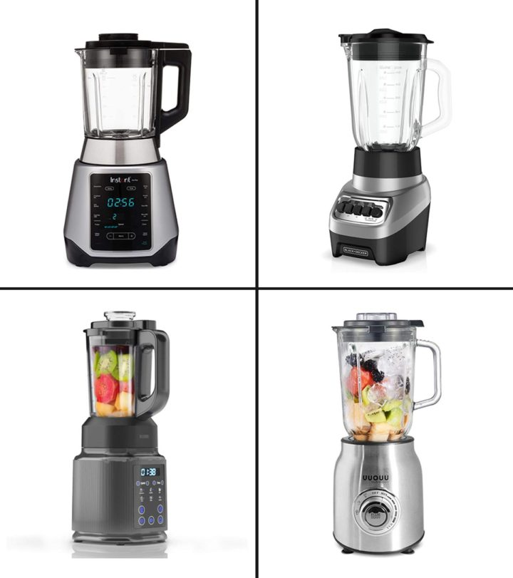 11 Best Blenders with Glass Jar in 2021-1