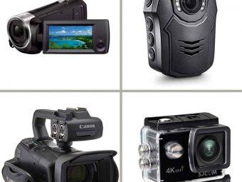 11 Best Camcorders In India In 2021