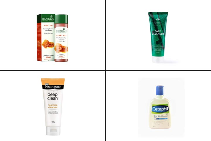 11 Best Cleansers For Oily Skin In India In 2021