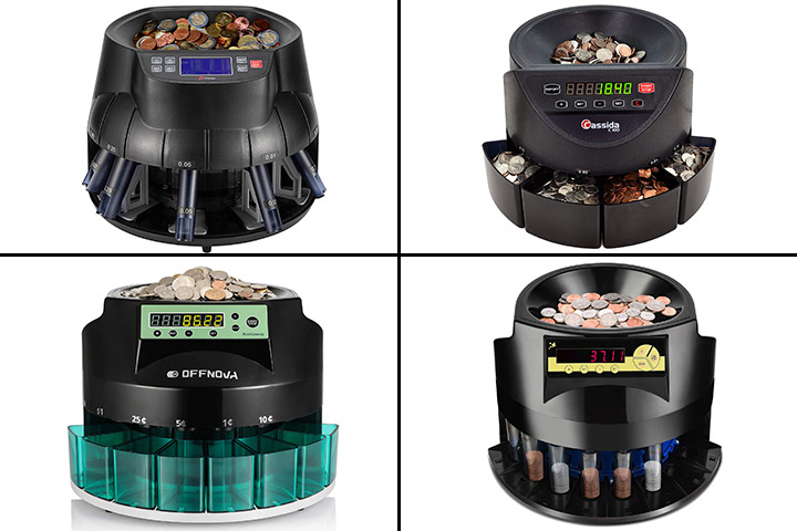 11 Best Coin Sorters And Counters To Buy In 2021