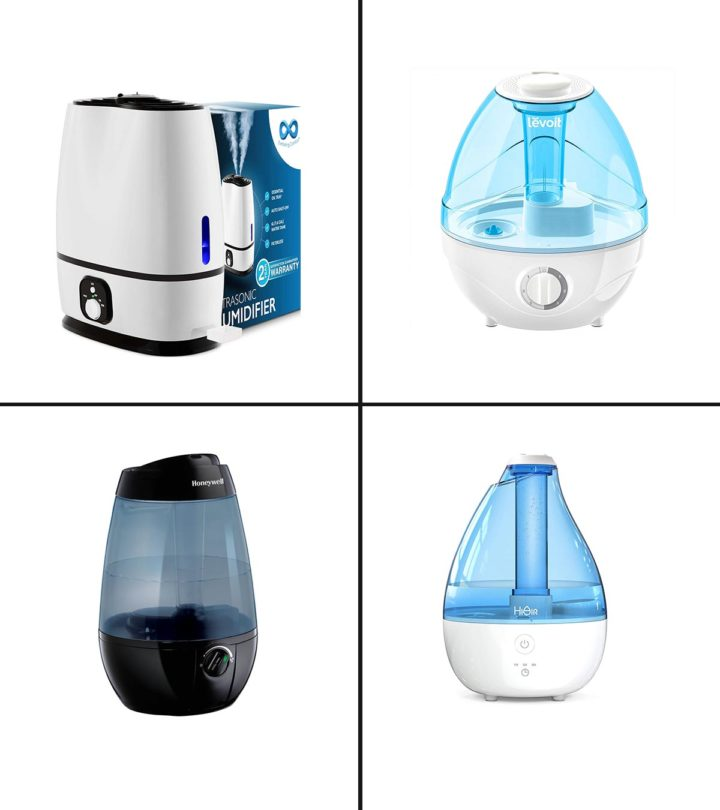 11 Best Cool Mist Humidifiers Without Filter in 2021-1