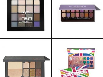 11 Best Cool Toned Eyeshadow Palettes in 2021