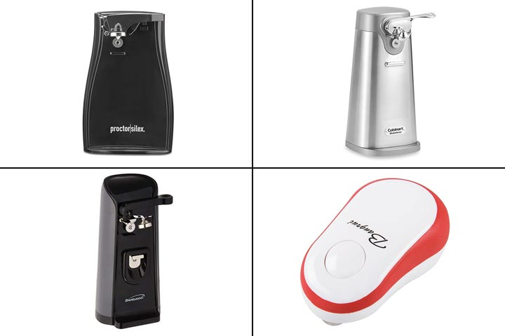 11 Best Electric Can Openers Of 2021