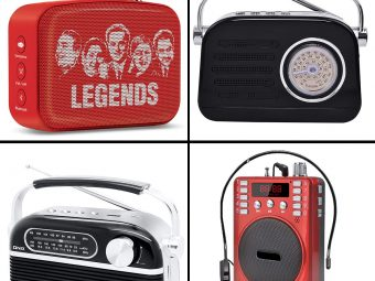 11 Best FM Radios In India 2021