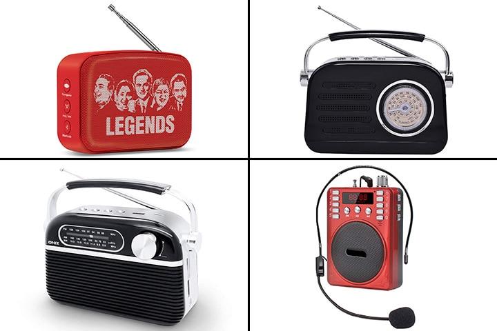 11 Best FM Radios In India 2021