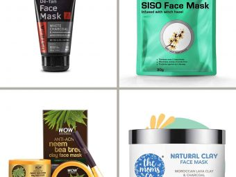 11 Best Face Masks For Oily Skin In India
