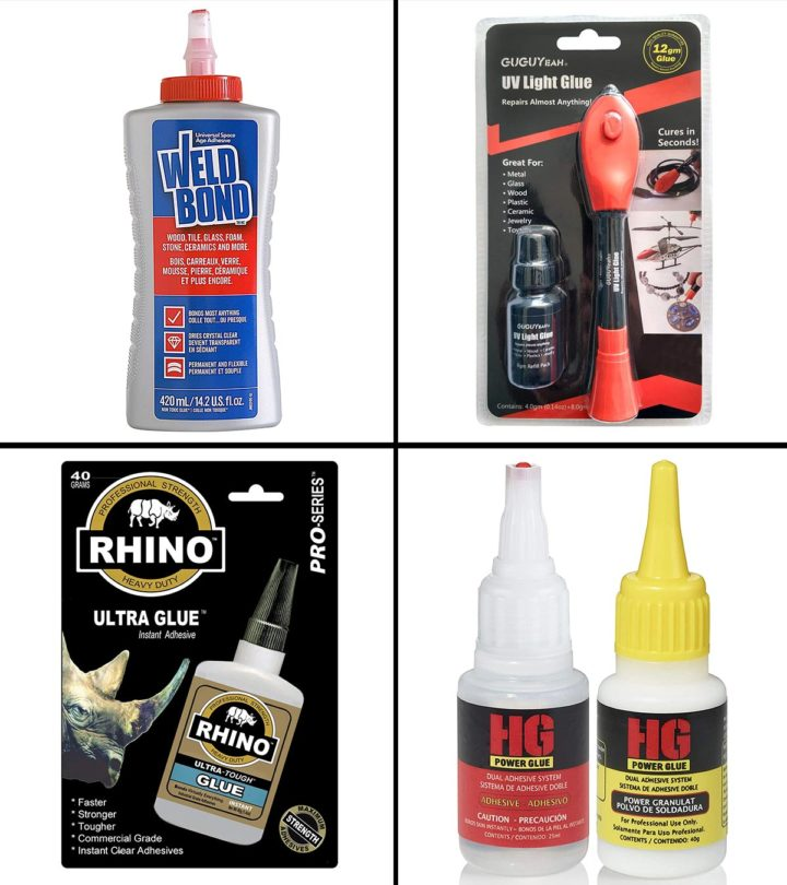 11 Best Glues For Glass To Buy In 2021