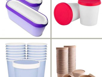 11 Best Ice Cream Containers To Buy In 2021