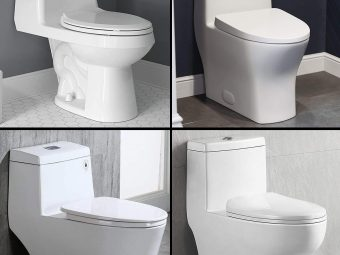 11 Best One-Piece Toilets In 2021