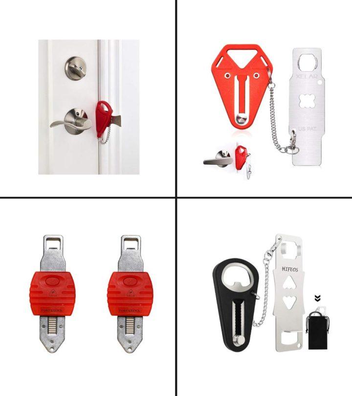 11 Best Portable Door Locks To Buy in 2021