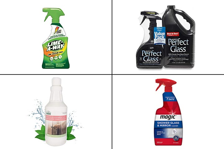 11 Best Shower Glass Cleaners To Buy In 2021-1