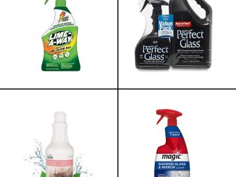 11 Best Shower Glass Cleaners To Buy In 2021