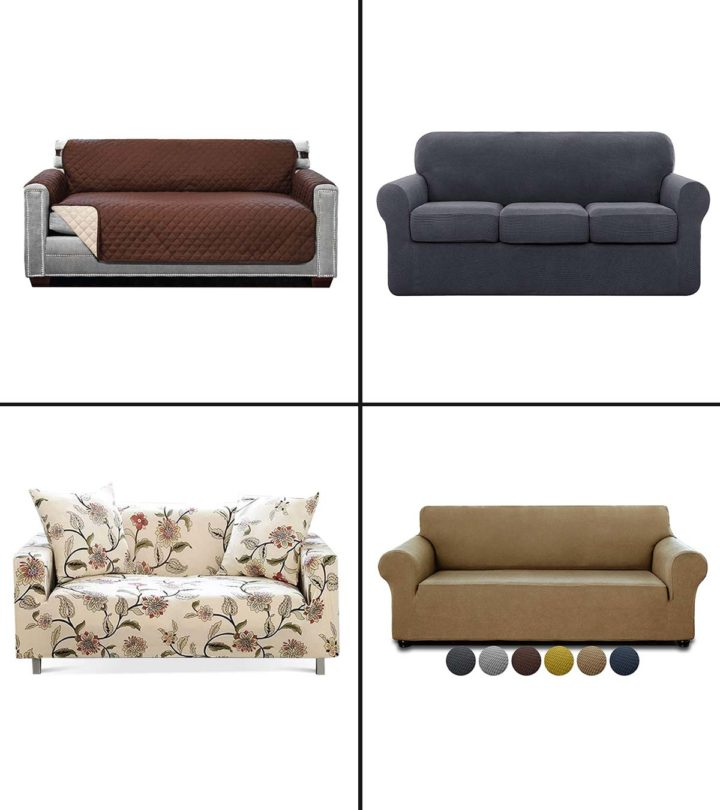 11 Best Slipcovers For Couches In 2021-1