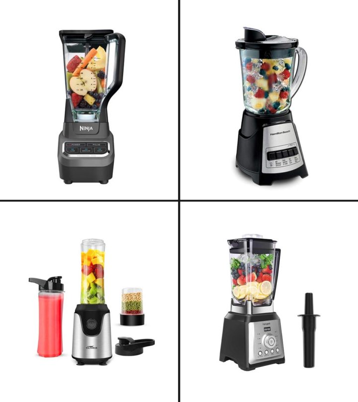 13 Best Blenders For Ice Cubes In 2021-1