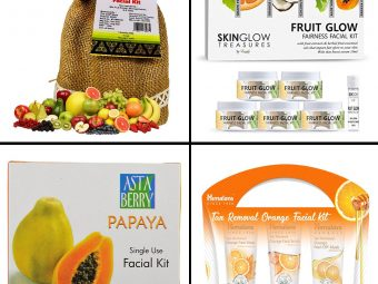 13 Best Fruit Facial Kits In India In 2021