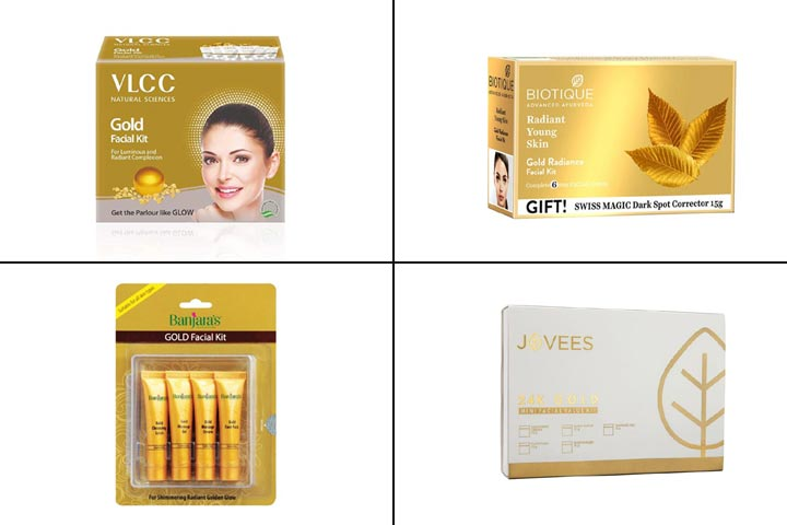 13 Best Gold Facial Kits In India In 2021-1