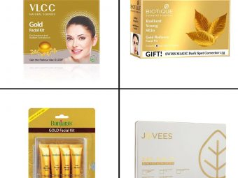 13 Best Gold Facial Kits In India In 2021