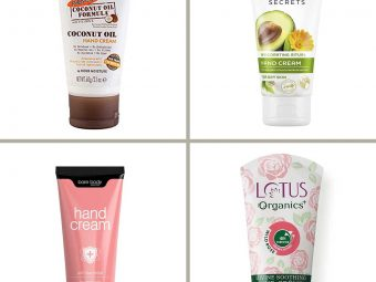 13 Best Hand Creams In India To Buy In 2021