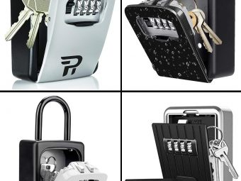 13 Best Key Lock Boxes To Buy In 2021