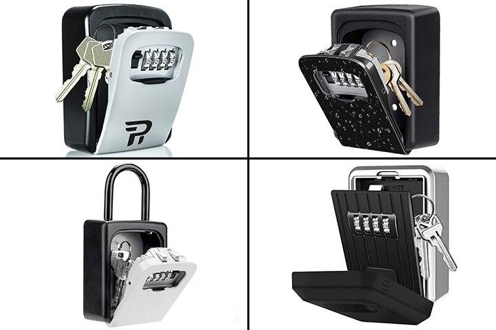 13 Best Key Lock Boxes To Buy In 2021
