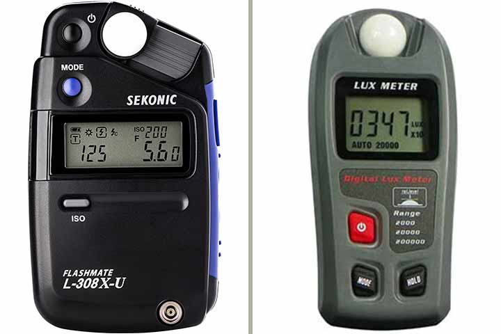 13 Best Light Meters For Photography In 2021