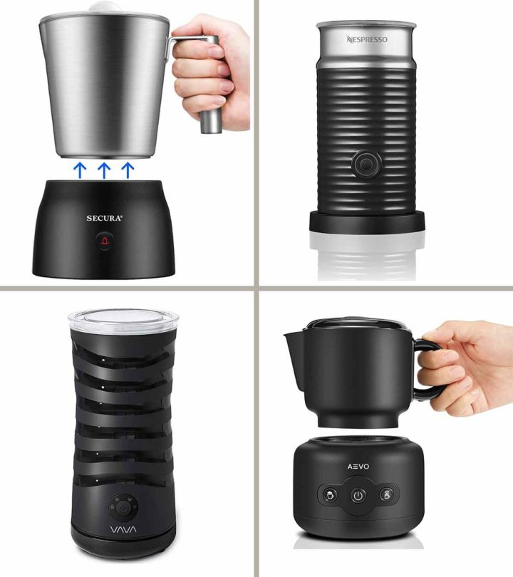 Best Milk Frothers To Buy In 2021