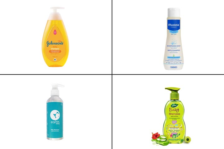 15 Best Baby Shampoos In India To Buy In 2021