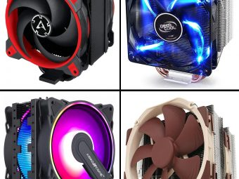 15 Best CPU Coolers To Keep Your PC Temperatures Down