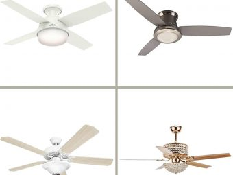 15 Best Ceiling Fans With Remote Control In 2021