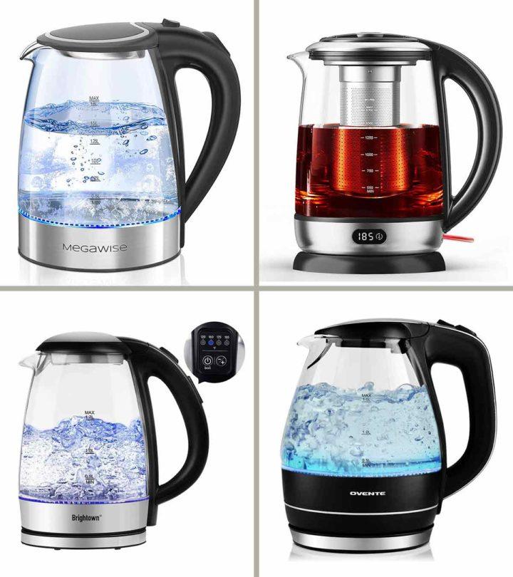 Best Glass Tea Kettles To Buy in 2021