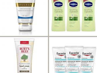 15 Best Hand Creams For Dry Skin In 2021
